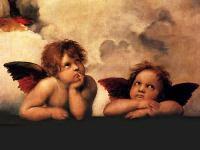 Открытка с новорожденными близнецами, двойняшками!